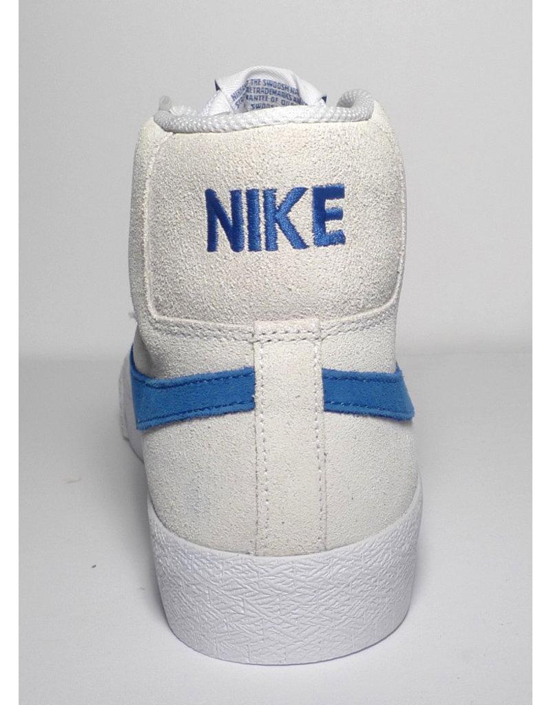 Nike SB Nike sb Zoom Blazer Mid - White/Team Royal-White (size 8, 9 or 10.5)