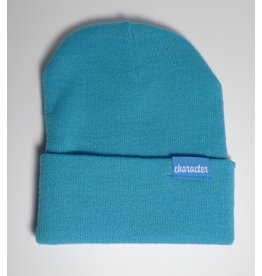 Character Character Tag Beanie - Light Blue