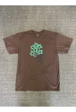 WKND brand WKND Tom's Garden T-shirt - Brown