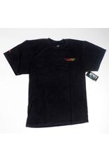 Lakai Lakai x Black Sabbath Never Say Die Premium T-shirt - Gunmetal Heather (size X-Large)