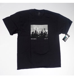 Lakai Lakai x Black Sabbath Tour Photo T-shirt - Black