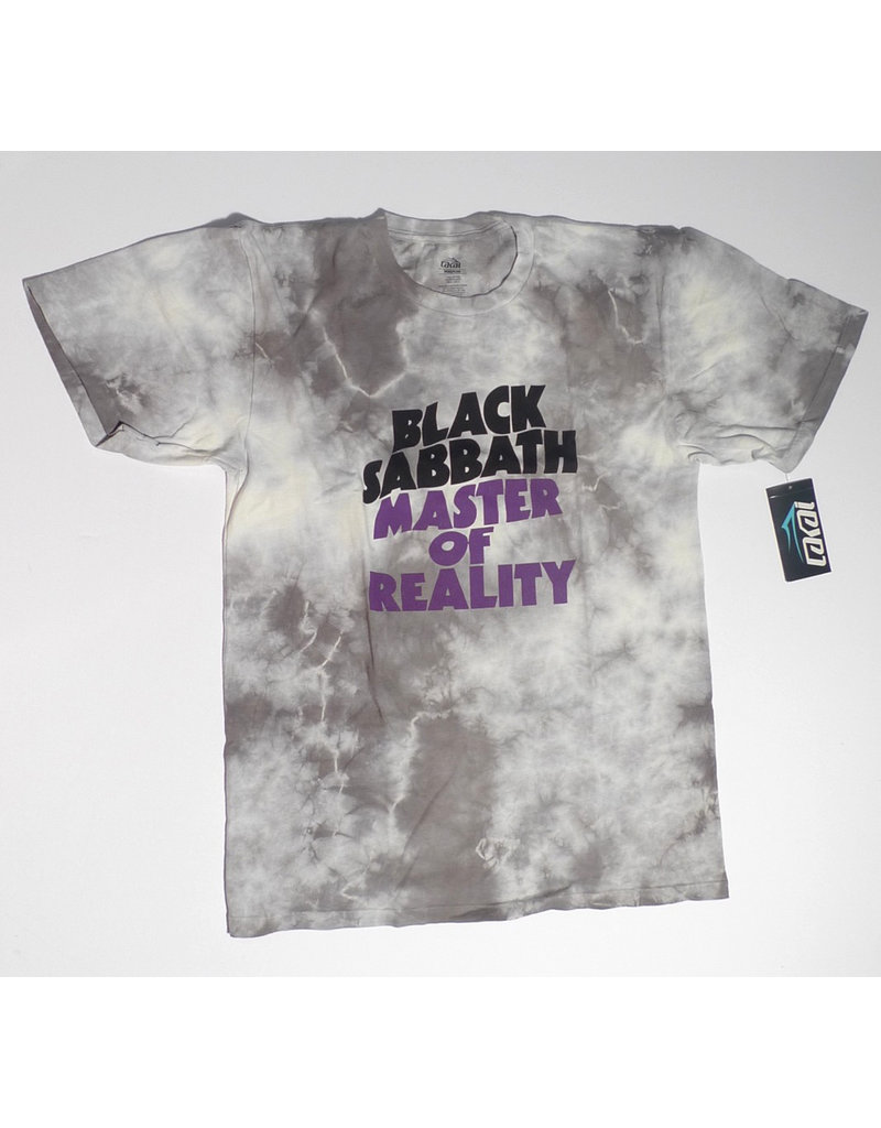 Lakai Lakai x Black Sabbath Master of Reality T-shirt - White Tie Dye