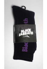 Lakai Lakai x Black Sabbath Crew Sock - Black