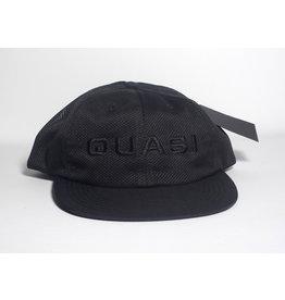 Quasi Quasi Perf Hat - Black