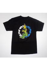 Quasi Quasi Bored T-shirt - Black