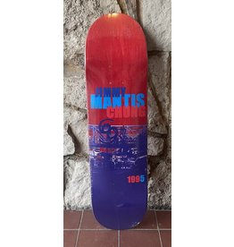 Dead On Arrival D.O.A. Chung 69th st Red Stain Deck - 8.25