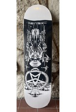 Dead On Arrival D.O.A. Warped Deck - 8.25