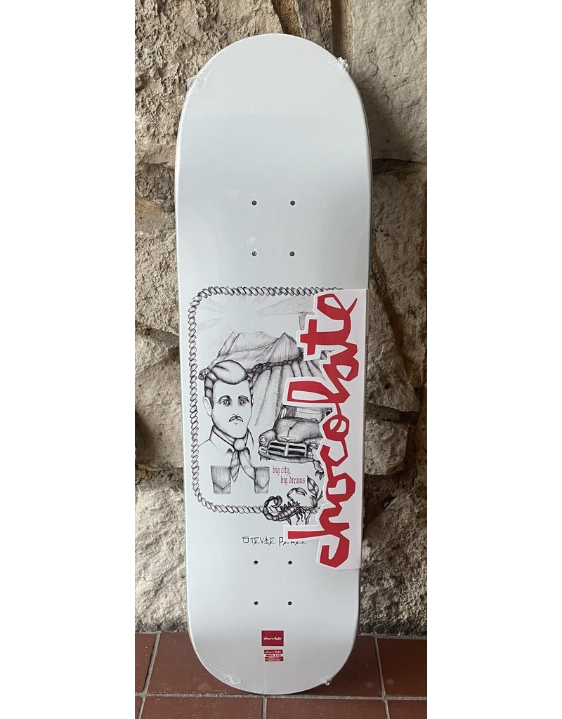 Chocolate Chocolate Perez Big City Big Dreams Deck - 8.375 x 32 (G030)