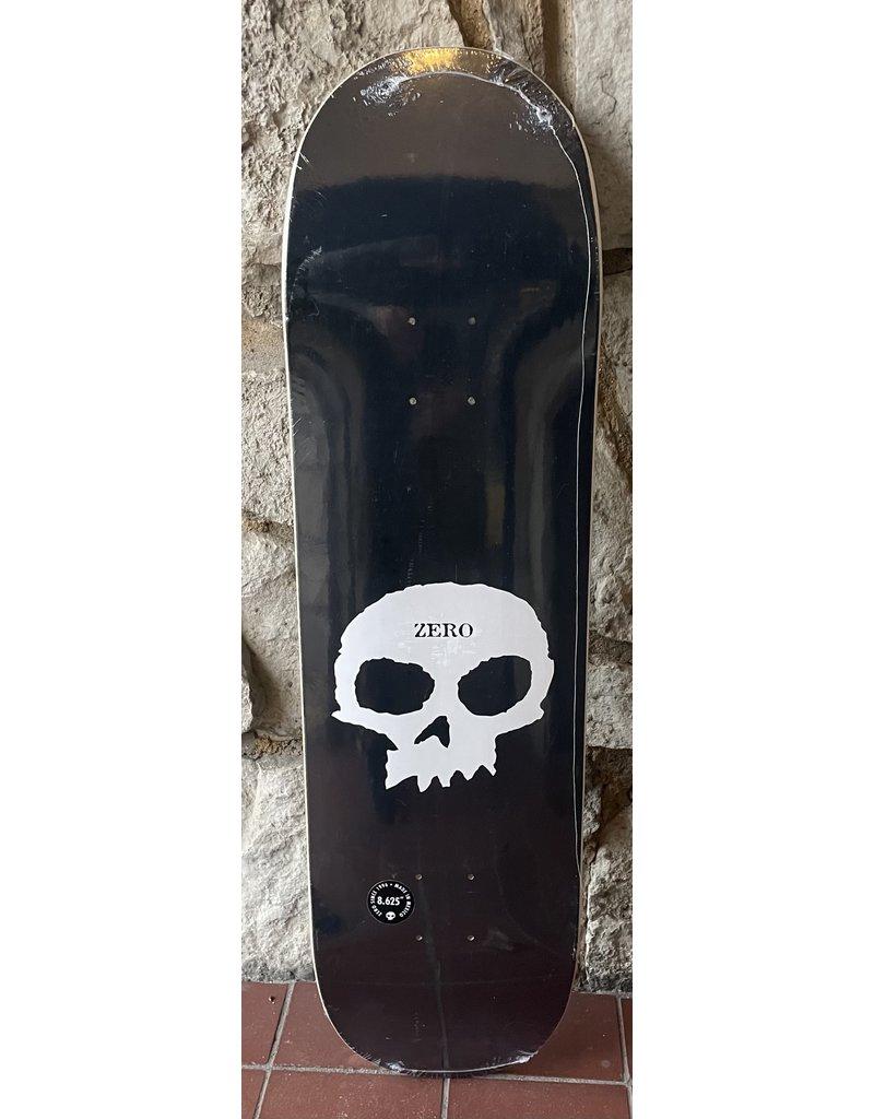 Zero Zero Single Skull Deck - 8.625