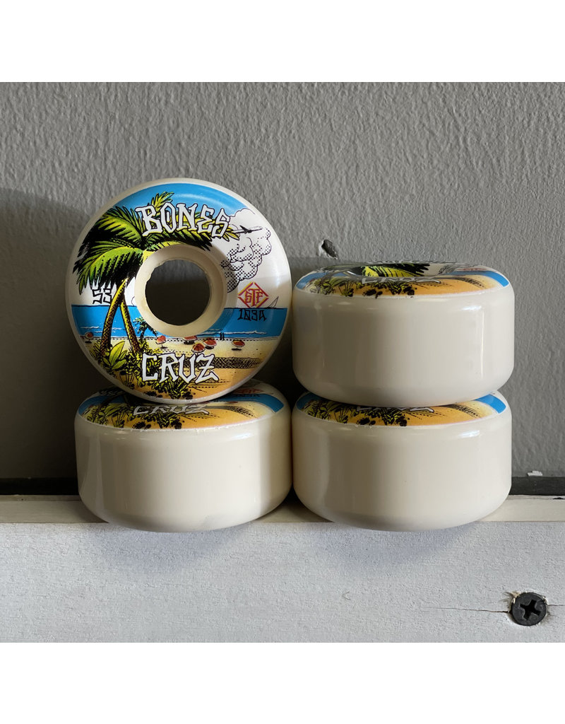 Bones Wheels Bones STF Cruz Buena Vida V2 Locks 53mm 103A Wheels (set of 4)