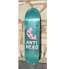 Anti-Hero Anti-Hero Daan Lovers II Turquoise Stain Deck - 8.38 x 32.25