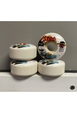 Bones Wheels Bones STF Lockwood Experi-Mental V3 Slims 52mm 103A Wheels (set of 4)