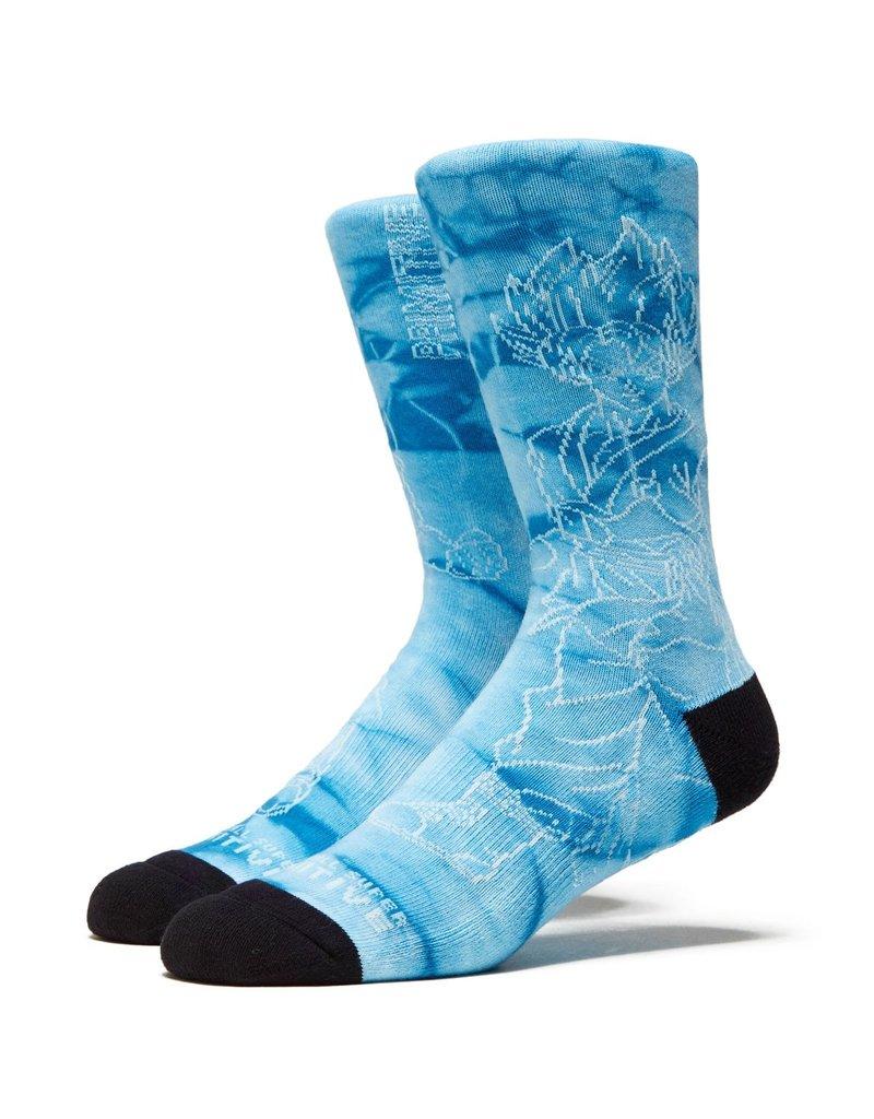 Primitive Primitive SSG Gokus Socks - Blue