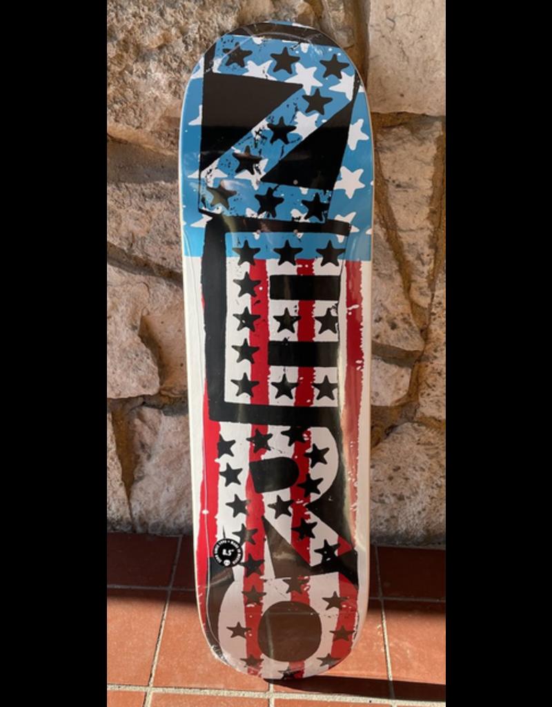Zero Zero American Punk Deck - 8.5