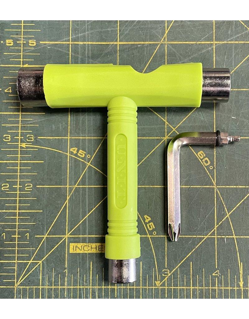 Unit Unit Tool Fluorescent Green