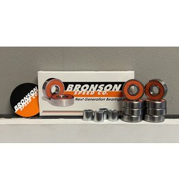 Bronson Speed co. Bronson G2 Bearings (Set of 8)