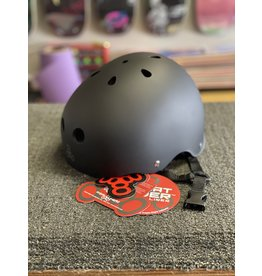 Triple 8 Triple 8 Brainsaver Helmet - All Black