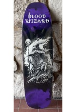 Blood Wizard Blood Wizard Team Occult Wizard Shaped Deck - 8.88