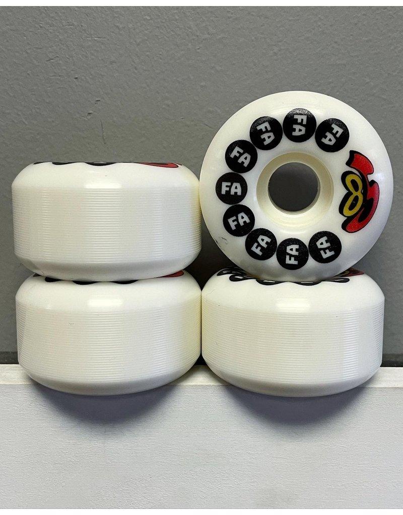 FA skates FA Dots Wheels