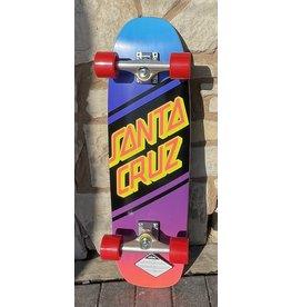 Santa Cruz Santa Cruz Street Skate Pink/Yellow Cruzer Complete - 8.4 x 29.4