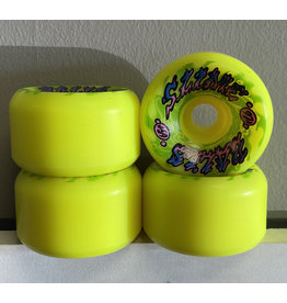Slime Balls Slime Balls 65mm Gooberz Big Balls Yellow 97a Wheels (set of 4)
