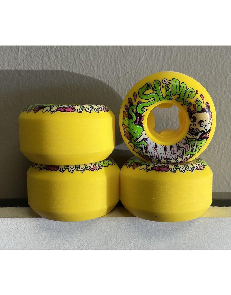 Slime Balls Slime Balls 53mm Guts Speed Balls 99a Wheels (set of 4)