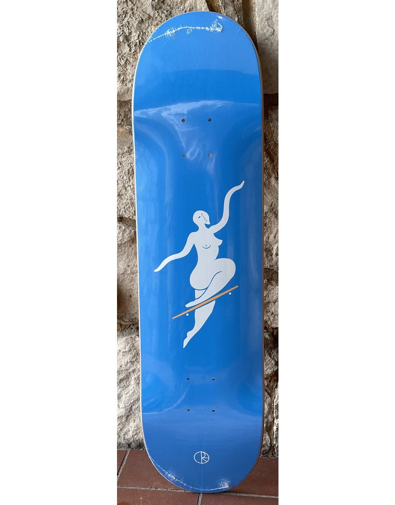 Polar Polar Team No Comply Blue Deck - 8.125 x 32