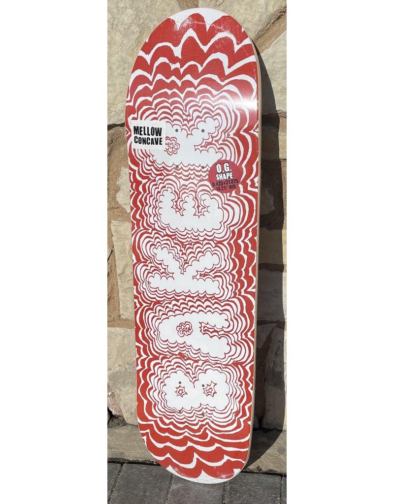 Baker Baker Theotis Ink Wasters Deck - 8.475 x 31.875 O.G.