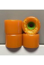 OJ wheels OJ 60mm Super Juice Citrus 78a Wheels (set of 4)