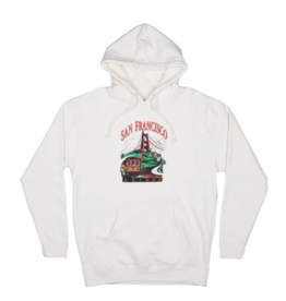 GX1000 GX1000 Tourist Pullover Hoodie - Bone (size Large or X-Large)