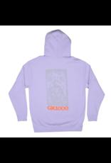 GX1000 GX1000 Bipolar Pullover Hoodie - Lavender (size Medium)