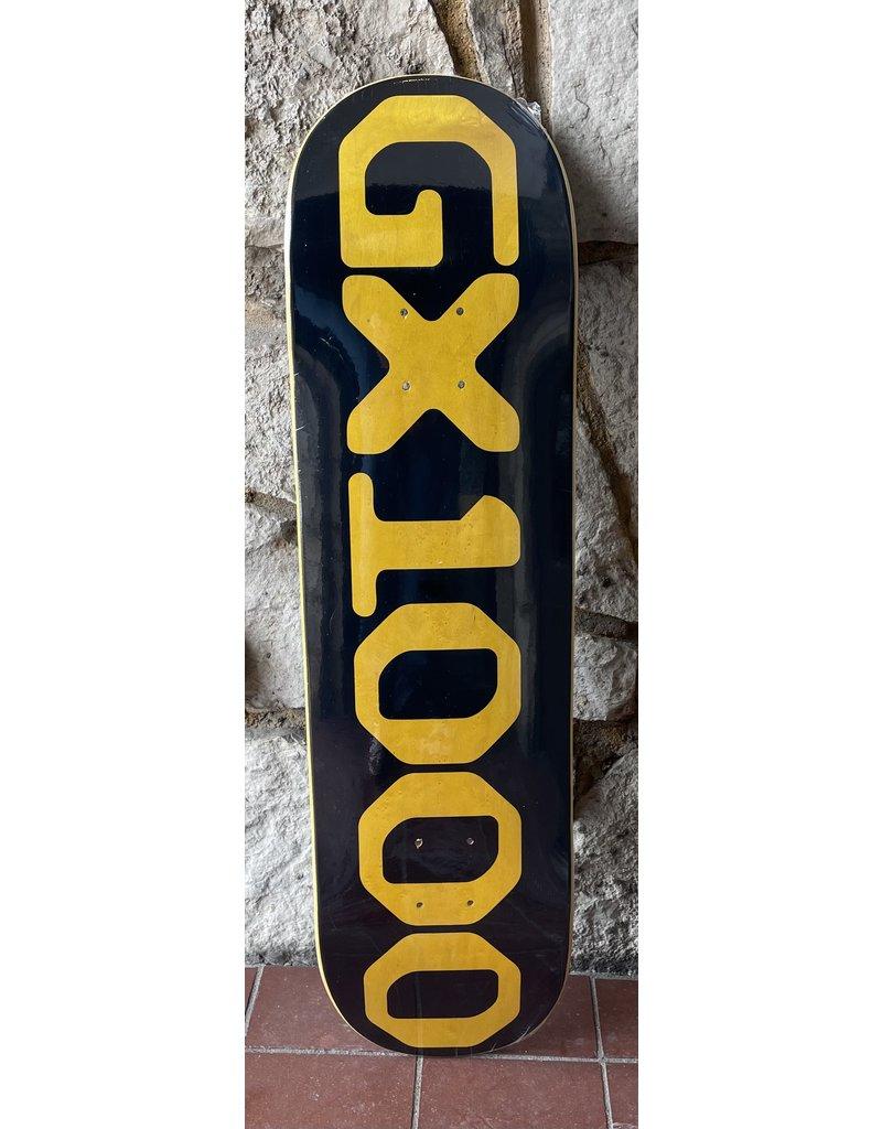 GX1000 GX1000 OG Logo Yellow Deck - 8.5 x 32.125