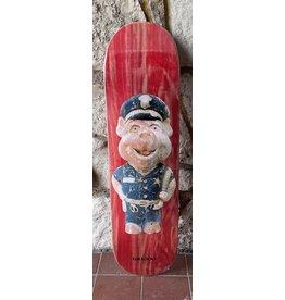 GX1000 GX1000 Pig 1 Red Deck - 8.375 x 32.25