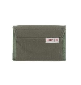 Huf Worldwide Huf Trifold Wallet - Green