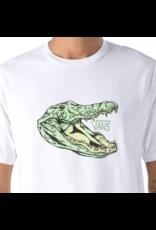 Vans Vans Micro Dazed Croc T-shirt - White