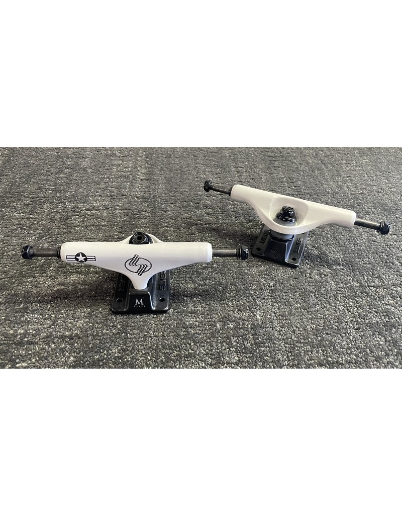 Silver Silver M-Class Hollow Armed Forces Grey Trucks 8.0 (set of 2)