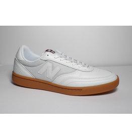 New Balance Numeric NB Numeric 440 Skate Shop Day - White/Gum (size 8.5 12 or 13)