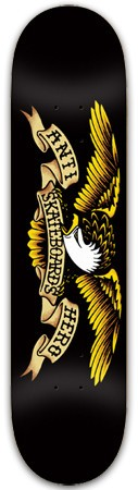 Anti-Hero Anti-Hero Team Classic Eagle Deck - 8.12 x 32