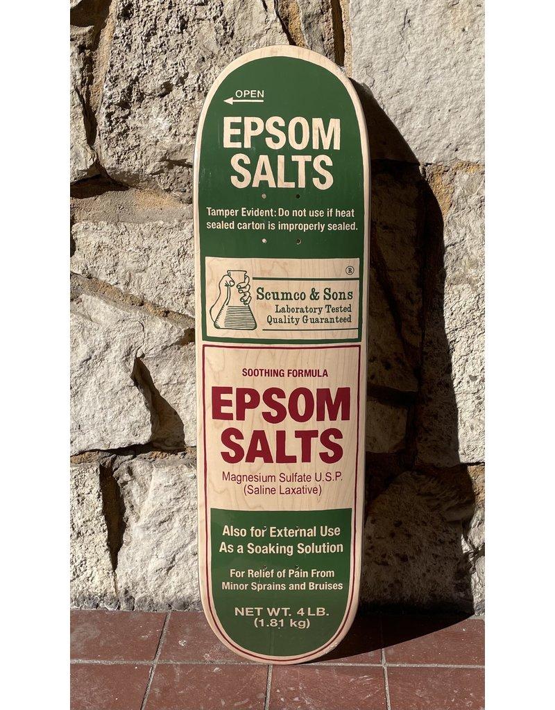 Scumco & Sons Scumco & Sons Epson Salt Deck - 8.375