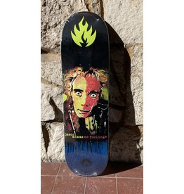 Black Label Black Label Jason Adams No Feelings Deck - 8.68 x 32.63