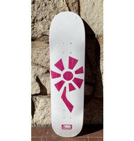 Black Label Black Label Flower Power Deck - 8.25 x 32.12