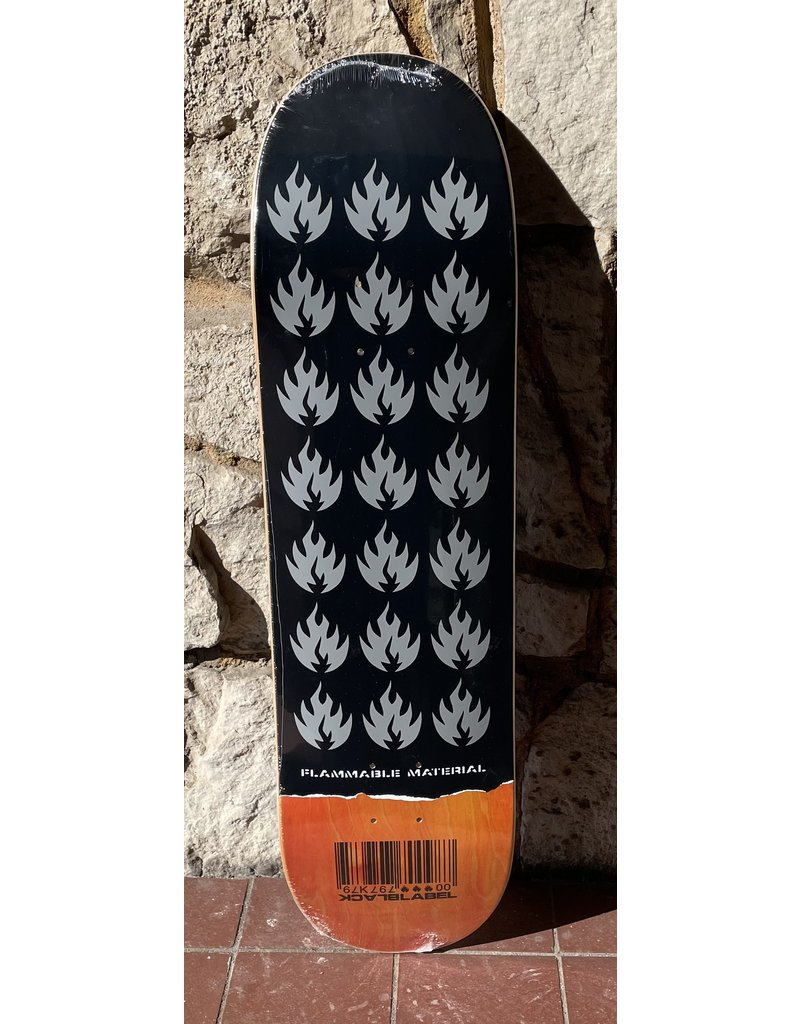 Black Label Black Label Flammable Material Deck - 8.5 x 32.38