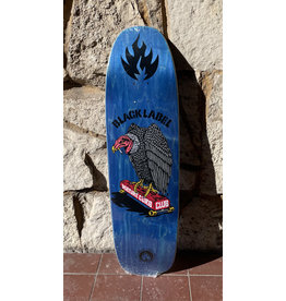 Black Label Black Label Vulture Curb Club Deck - 8.88 x 32.251