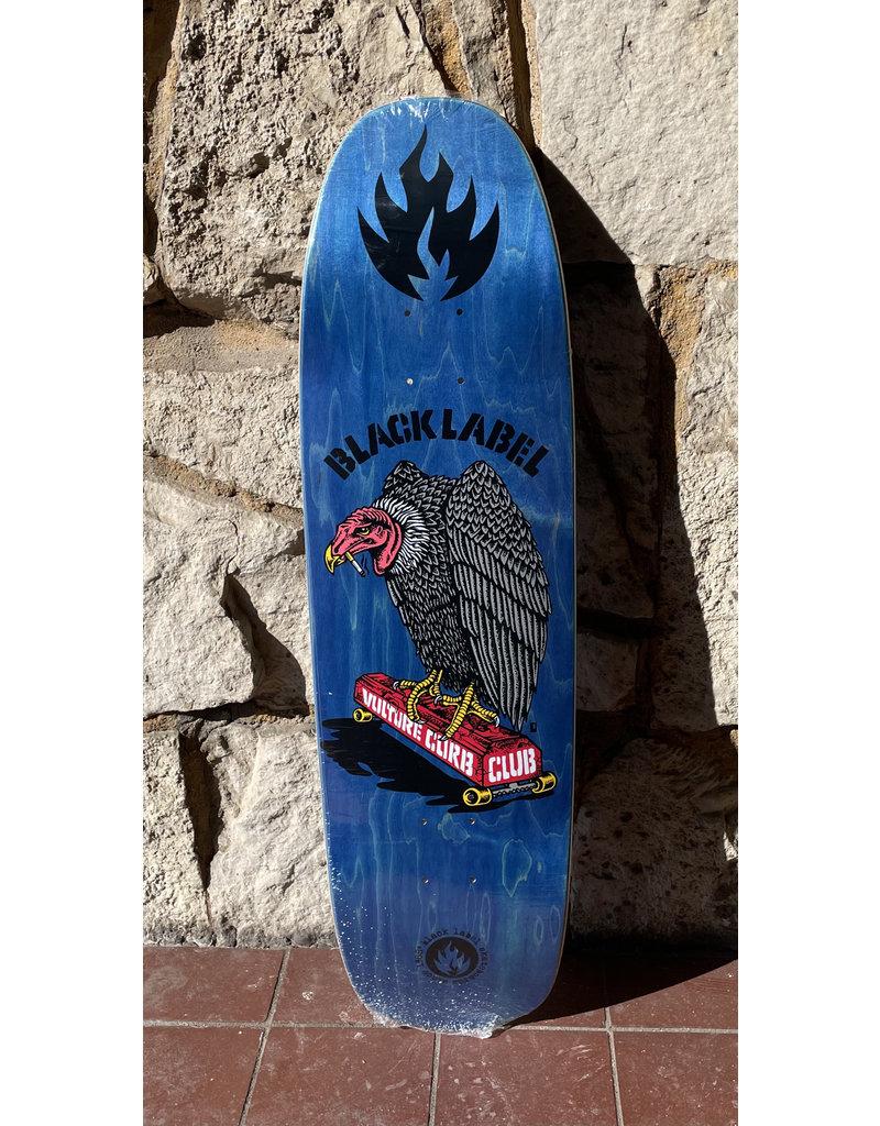 Black Label Black Label Vulture Curb Club Deck - 8.88 x 32.251