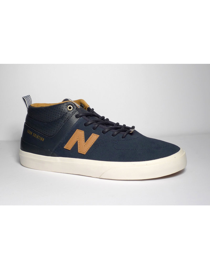 New Balance Numeric NB Numeric 379 Mid Sour Solution - Navy/Brown