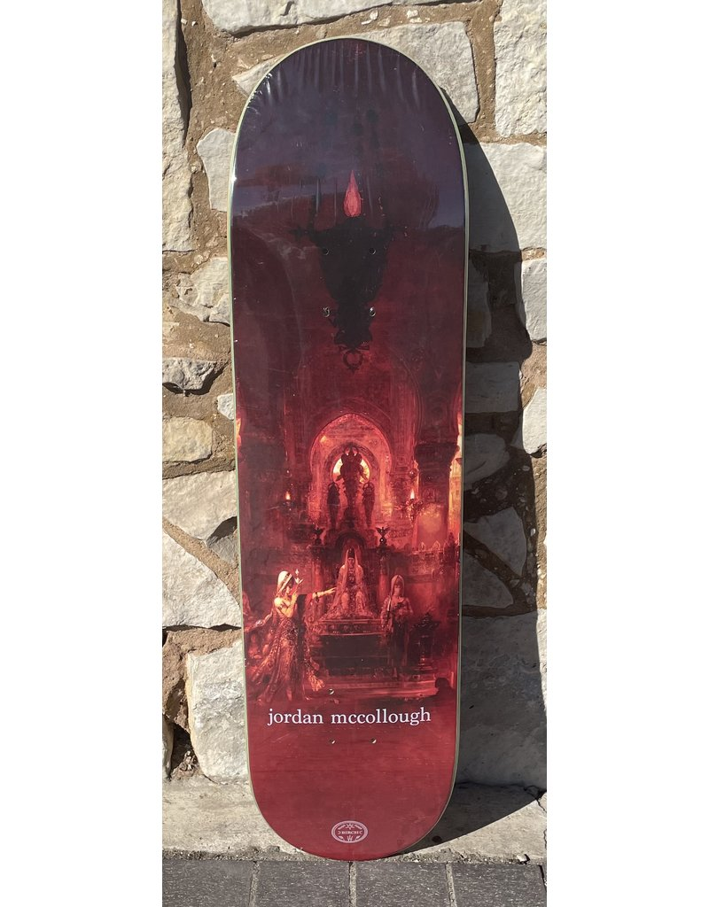 Birch Birch Jordan McCollough Deck - 8.375