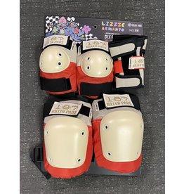 187 Killer Pads 187 Killer Pads 6 Pack Lizzie Armanto - Blood Orange