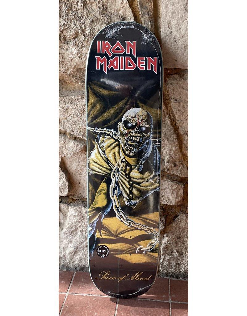 Zero Zero x Iron Maiden Piece of Mind Deck - 8.125 x 31.7