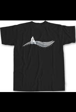 Shorty's Shorty's Muska Wave T-shirt - Black