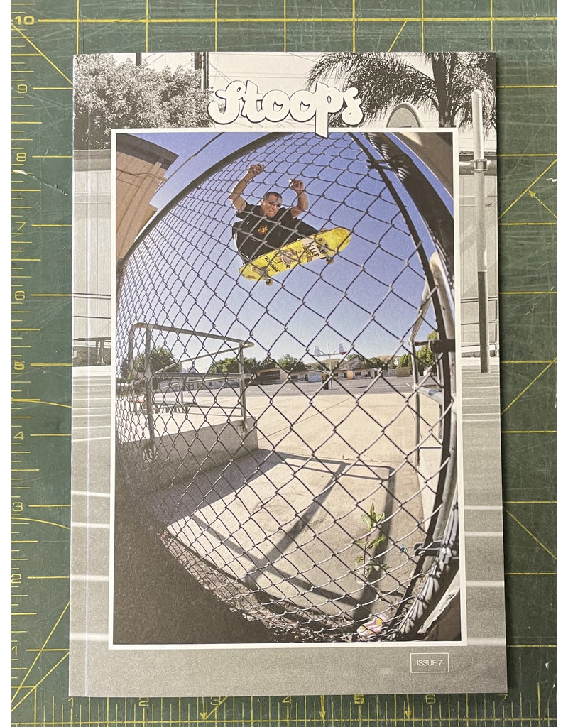 Stoops Stoops Magazine Issue 7 (Mason Silva Cover)